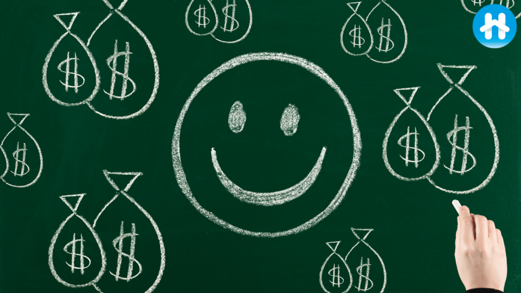 Hepimiz paranın mutluluğu satın alamayacağını duymuşuzdur. Para genellikle mutluluğun düşmanı olarak görülse de, para sizi daha mutlu kılar.
