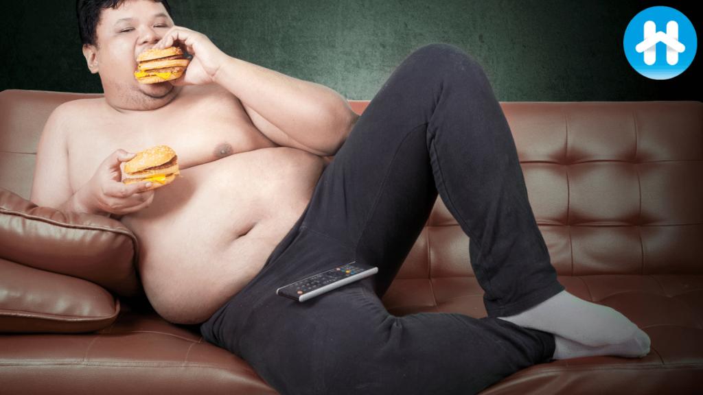 Neden kilo veremiyorum diye düşünürken bile yemek yiyor olabilir.
